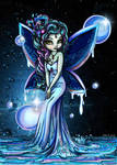 Water Fairy - Colored