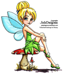 Tinkerbell - Colored