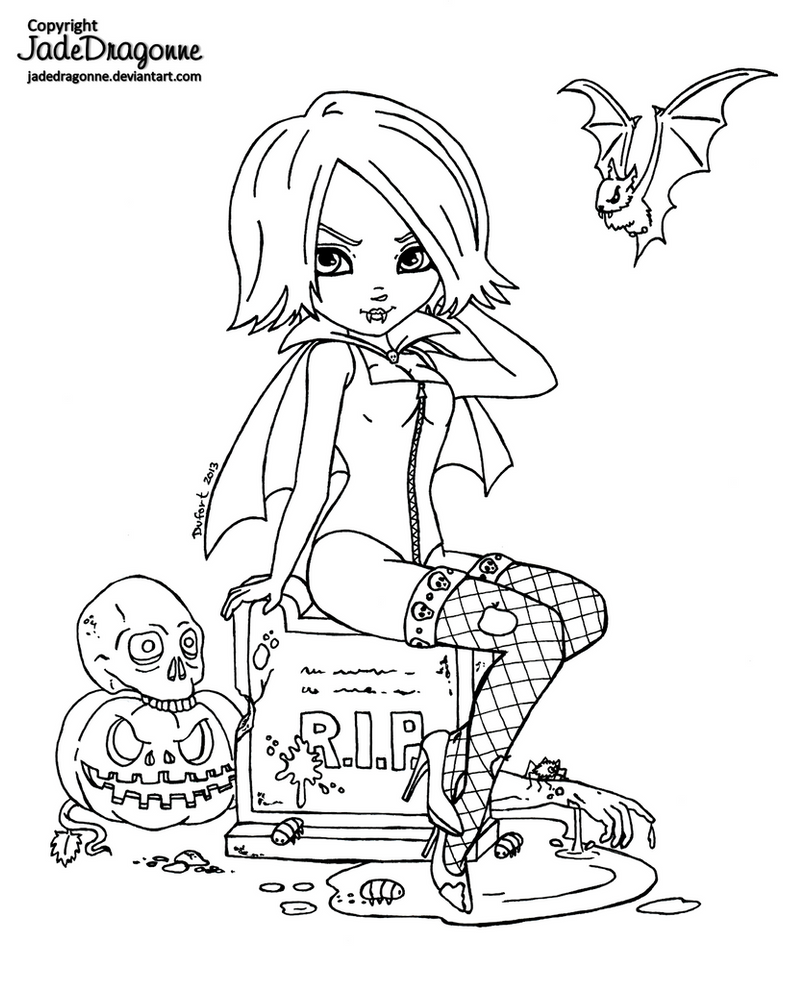 jadedragonne deviantart coloring pages - photo#9