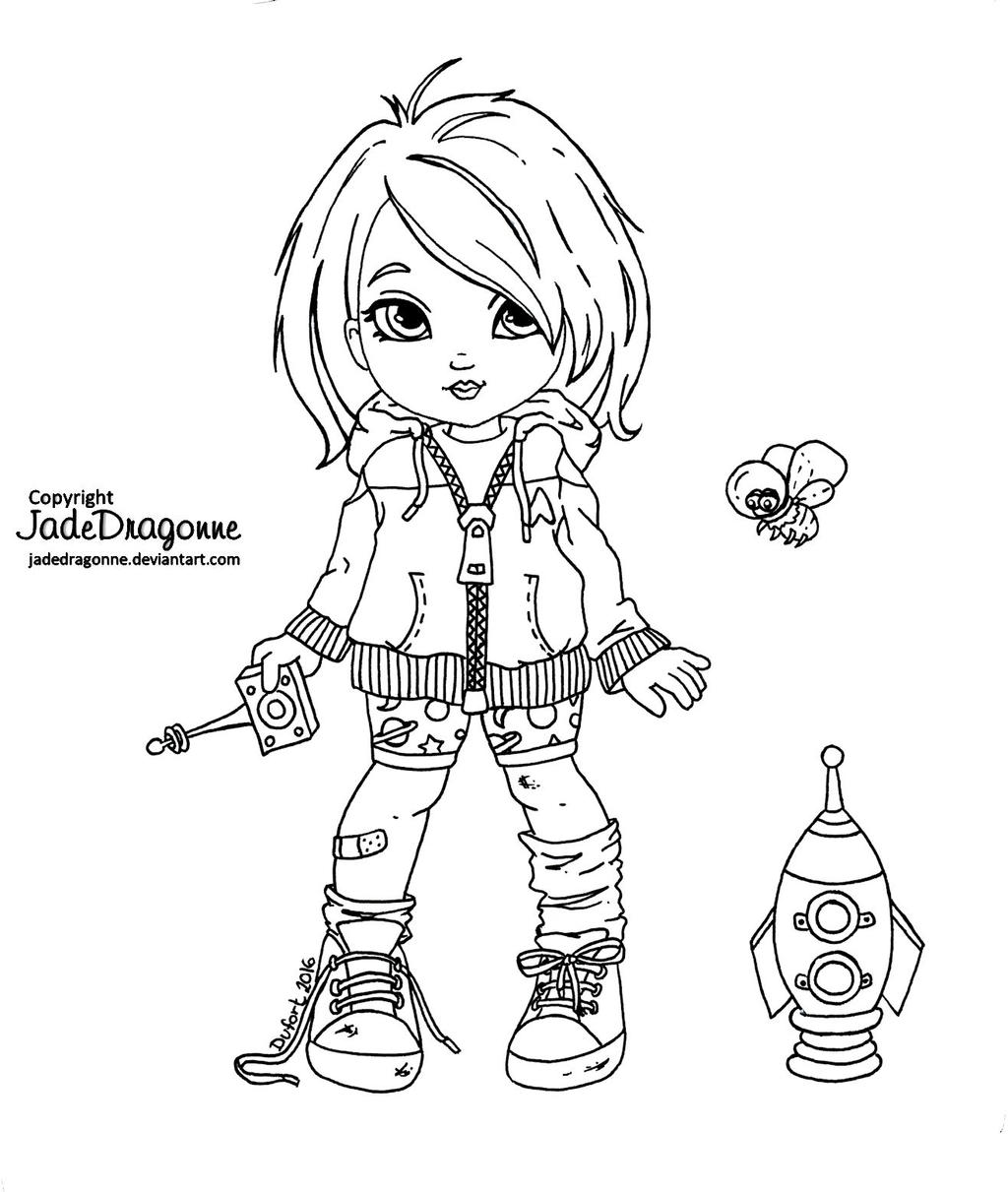 jadedragonne deviantart coloring pages - photo#23