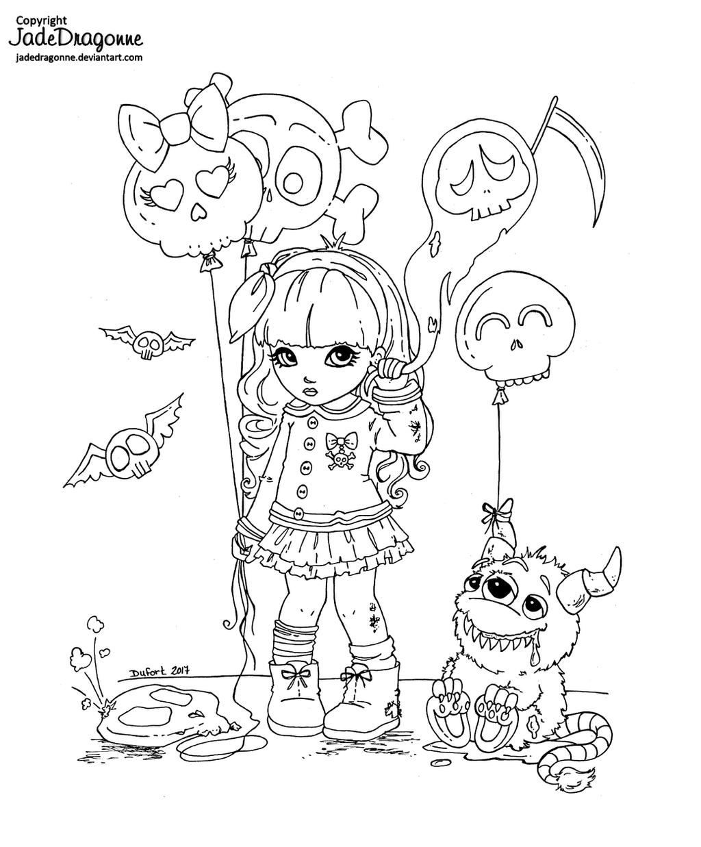 Dark Cutie Pie By Jadedragonne On Deviantart
