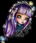 Rainbow Goth by JadeDragonne
