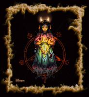 Witchcraft by JadeDragonne