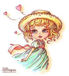 Little Miss Sunshine - Colored
