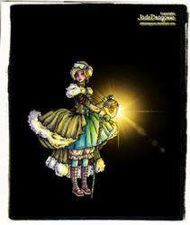 The Light Bearer - Colored