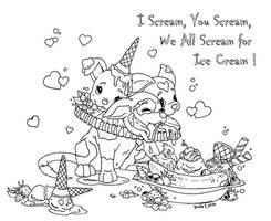 Ice scream Cerberus