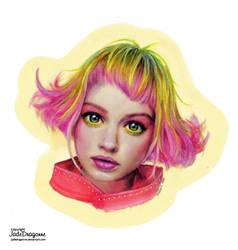 Pink Lime
