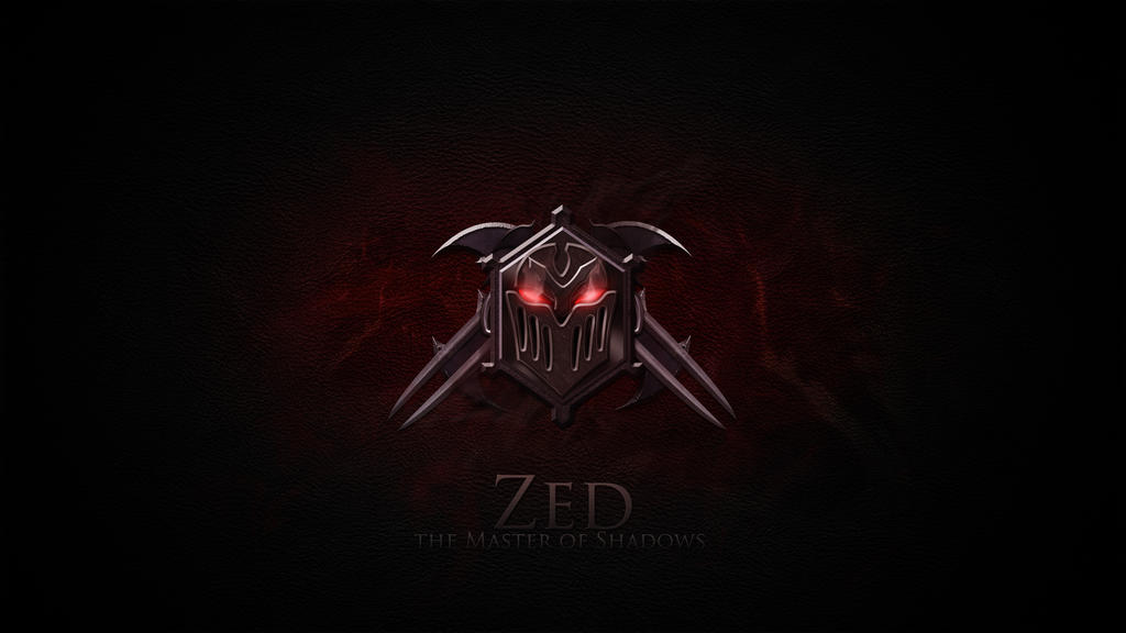 Zed  the master of...