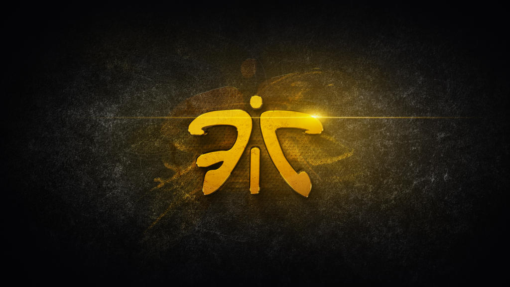DOTA 2 Logo Emblem Fnatic Games