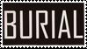 Burial stamp 1/2 by mezzanineMinotaur