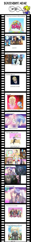 Shugo Chara MEME by SailorVita