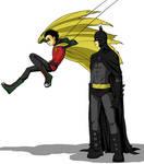 New Batman and Robin