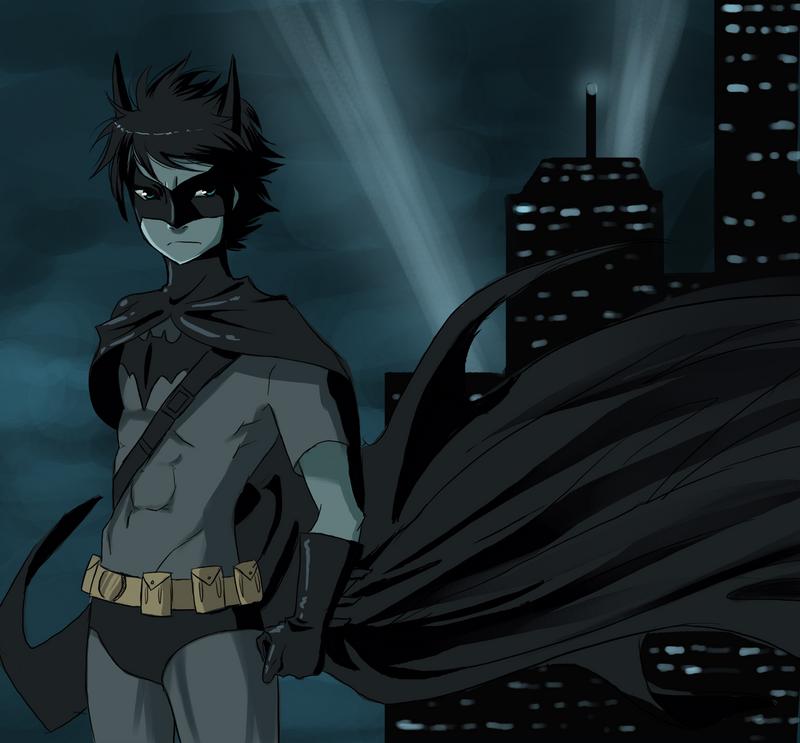 Batboy by Detkef on DeviantArt