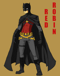 Red Robin by Detkef