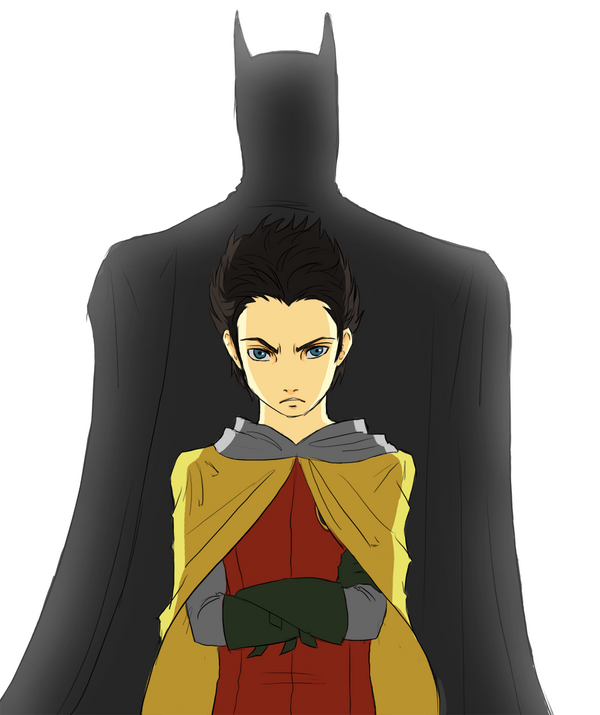 Son of Batman by Detkef on DeviantArt