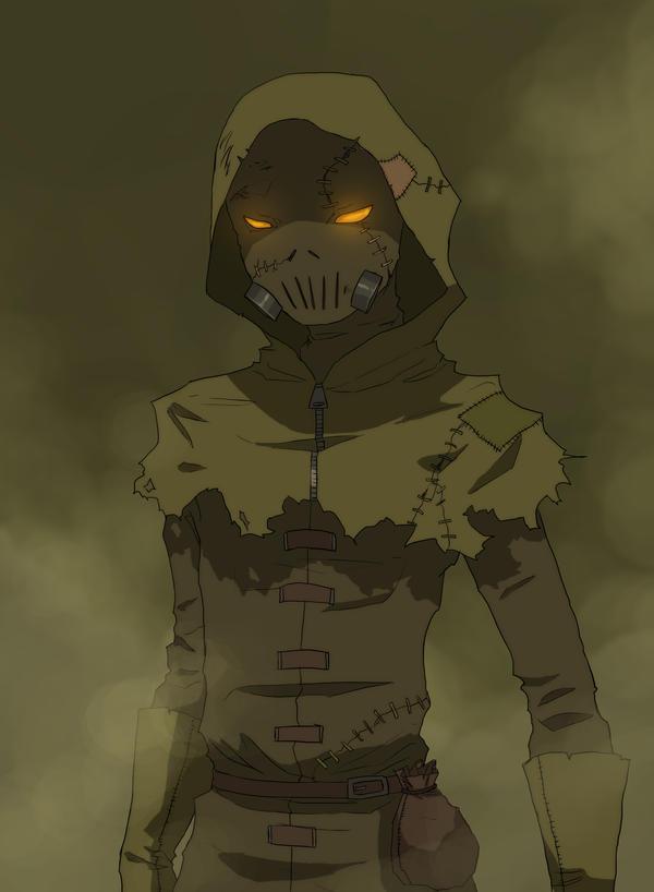 Scarecrow - Alien Plant Scarecrow_by_Luna133