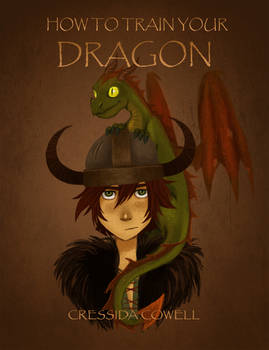 HTTYD project cover