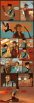 tf2 comic: the boston basher by Detkef
