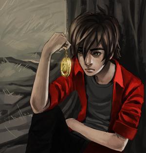 Commission: Justin