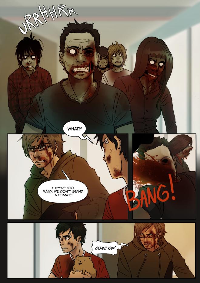 zombie waffe page 78 by Detkef