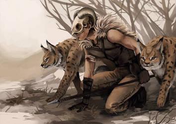 Hunter by Detkef