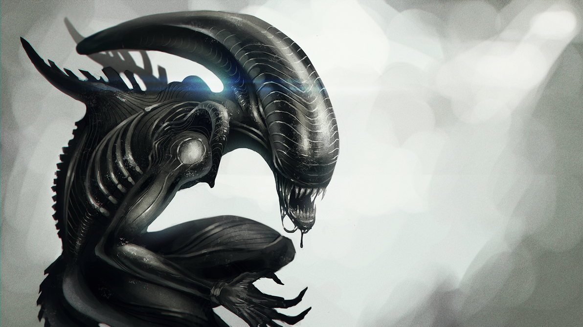 Alien by detkef on deviantart alien by detkef thecheapjerseys Choice Image