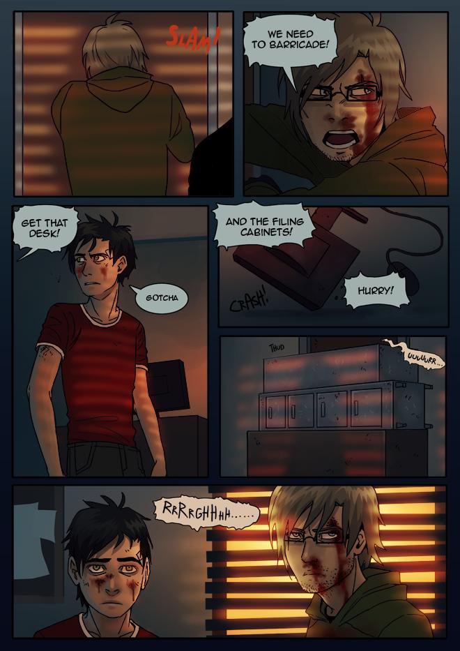 zombie waffe page 81 by Detkef