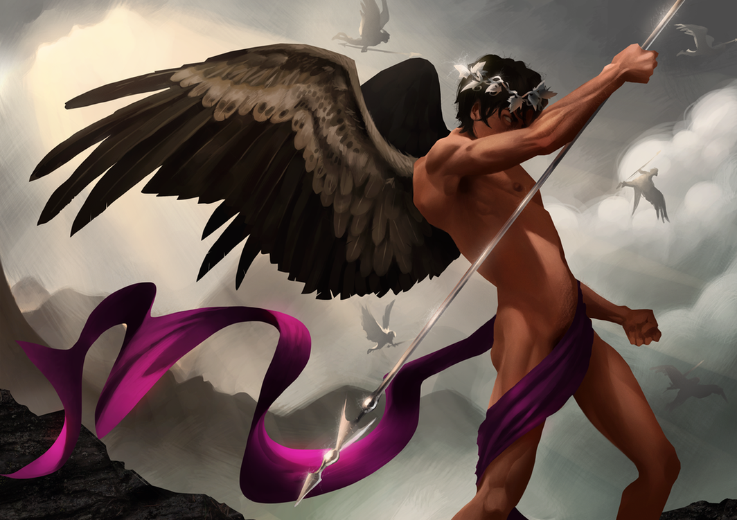 War angel 2 by Detkef
