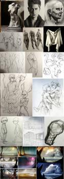 sketchdump 3 by Detkef
