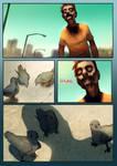 zombie waffe page 84 by Detkef
