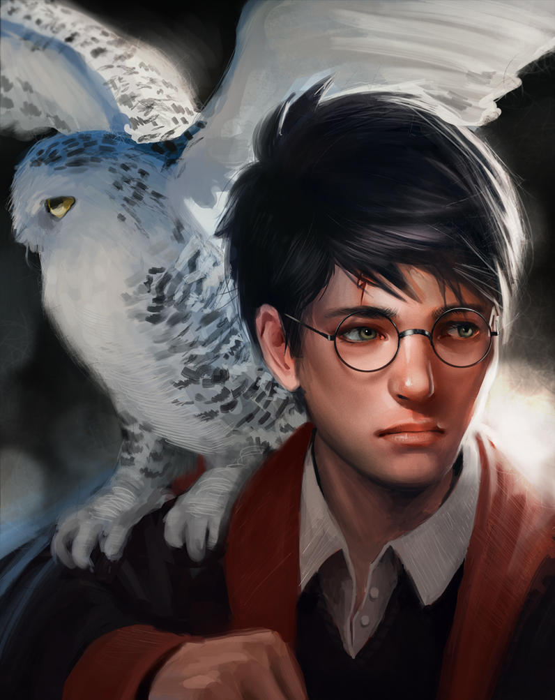 Harry J Potter by Detkef