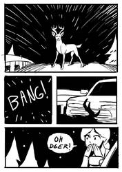 24 hour comic Teen deer Pg15 by Detkef