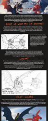 Tutorial: my painting process by Detkef