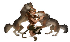 Peter and his wolves