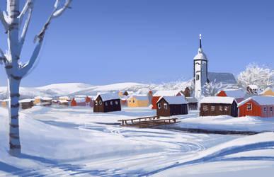 Sonja's home by Detkef