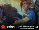 Breath of the wild Patreon bundle by Detkef
