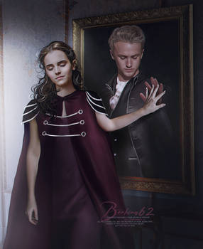 At the portrait of Draco