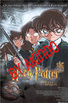 Harry Potter starring Detective Conan movie poster by SimonaZ