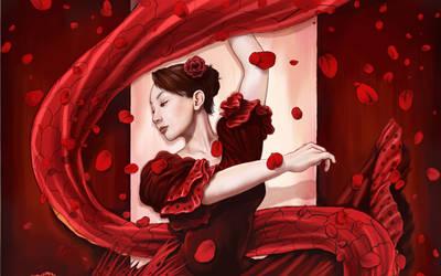 Dragon Dance WS Wallpaper by AnthonyFoti