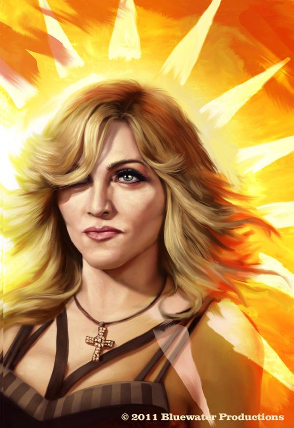 Madonna by AnthonyFoti