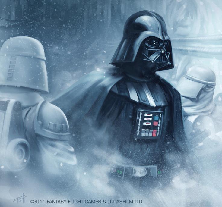 Star Wars: TCG - Darth Vader