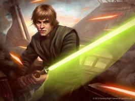 Star Wars: TCG - Luke Skywalker