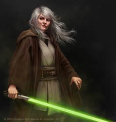 Star Wars: Edge of the Empire - Elaiza by AnthonyFoti