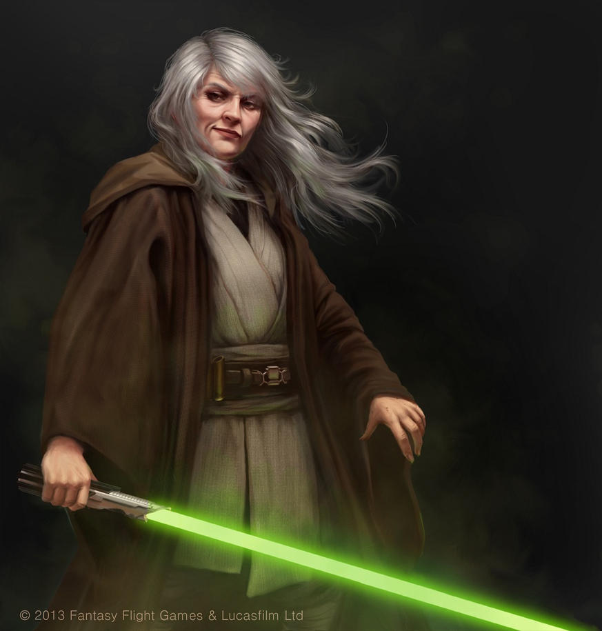 Star Wars: Edge of the Empire - Elaiza by AnthonyFoti