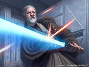 Star Wars: TCG - Soresu Training