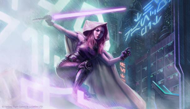 Star Wars: TCG - Mara Jade