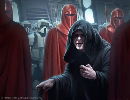 Star Wars: TCG - Emperor Palpatine by AnthonyFoti