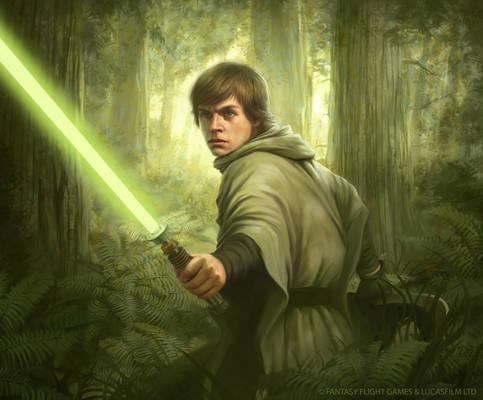 Star Wars: TCG - Endor Luke