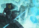 Star Wars: Force and Destiny - Jedi Shadow