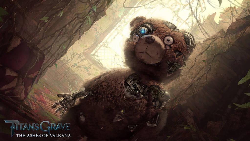 TitansGrave: Runcible by AnthonyFoti